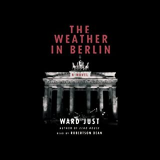 The Weather in Berlin audiobook cover art