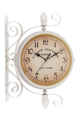 Fox et Simpson Grand Central Station Horloge Murale