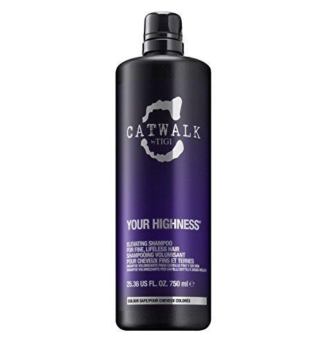 Tigi CATWALK Your Highness Elevating Shampoo, Donna, 750 ml