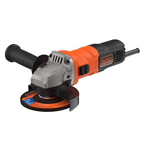 BLACK+DECKER BEG010-QS - Amoladora 115mm,...