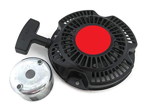 Pull Recoil Rewind Starter mit Pulley Cup Assy Kit für Robin Subaru EX21 7HP 278-50201-20 00 Motor Rammer Trimmer Motor