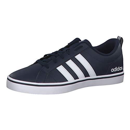 ADIDAS Vs Pace, Zapatillas Hombre, Azul Collegiate Navy Footwear White Blue 0, 44 EU