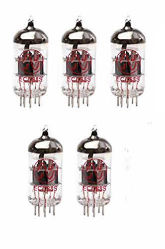 Replacement Valve Kit for Mesa Boogie Triaxis Preamp (5 x ECC83)