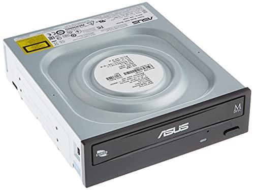 Asus DRW-24D5MT interner 24x DVD Brenner (DVD+-RW, Retail E-Green Silent) schwarz