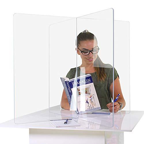 ACXZ 4-Personen-Desktop-Niesschutz...