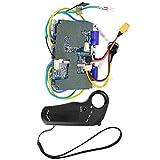 Motor ESC de monopatín eléctrico, controlador de accionamiento de motor de monopatín de 24 V/36 V, controlador de motor de monopatín eléctrico, control remoto ESC(T2 single drive version (650))
