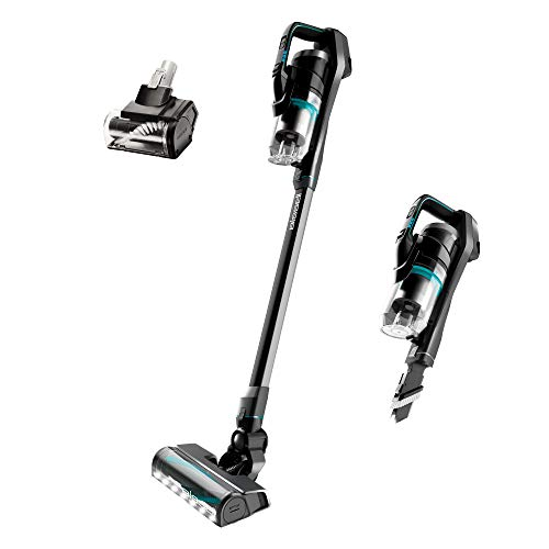 BISSELL ICONpet Cordless with Tangle Free Brushroll, SmartSeal Filtration, Lightweight Stick Hand Vacuum Cleaner, 22889