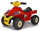 FEBER - Quad Infantil Rick Zoom con batería 6 V (Famosa 800012816)