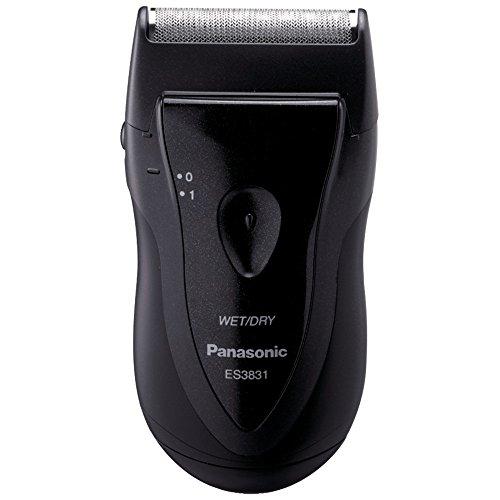 Panasonic Pro-Curve afeitadora de viaje a pilas Panasonic Pro-Curve funciona con pilas