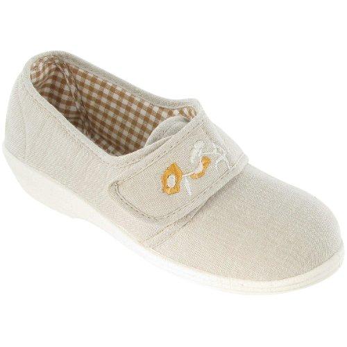Mirak - Zapatos de loneta con tira de velcro modelo Boost para mujer