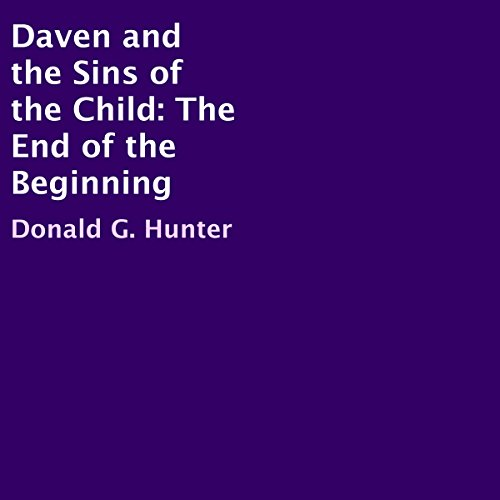 Daven and the Sins of the Child audiobook cover art