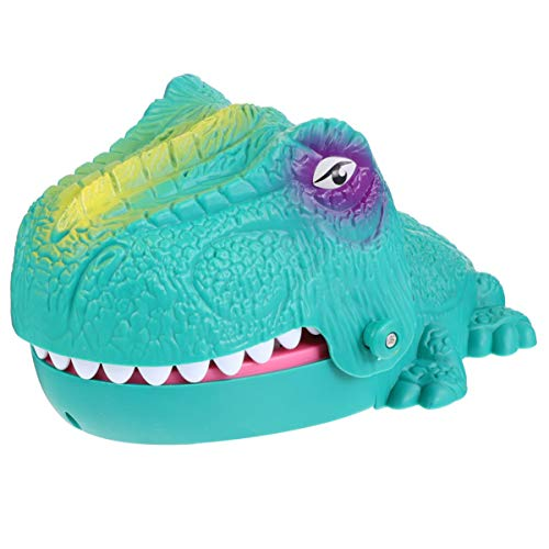 TOYANDONA Dinosaurier Zähne Spielzeug Spiel Zahnarzt Beißen Finger Lustige Witzspielzeug mit Ton Und Licht Weihnachtsfeier Liefert für Kinder Kinder