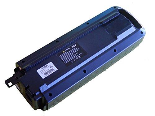 vhbw Akku passend für Gazelle Arroyo C7 C8 Hybrid M, Impulse E-Bike Elektrofahrrad ersetzt 10INR19/66-4, 20123475-998402600 (Li-Ion, 8800mAh, 36V)