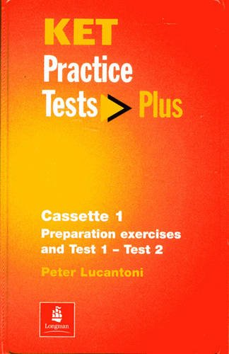 KET Practice Tests Plus, 2 Cassettes