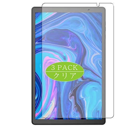 VacFun 3 Piezas HD Claro Protector de Pantalla para Vankyo Tablet 10