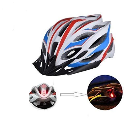 Deportes Casco de bicicleta de montaña al aire libre Protección ligera para...