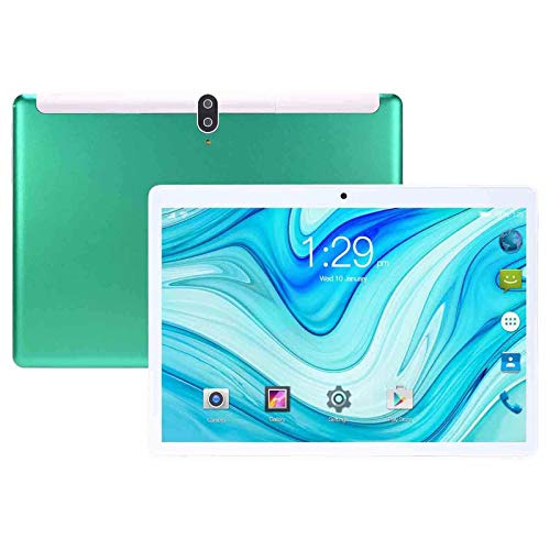 Tablet - 10.1 inch Android 8.0, Octa-Core Processor, 1GB RAM 16GB ROM,2.4-WIFI,Bluetooth,GMS Certified, GPS, IPS HD Display