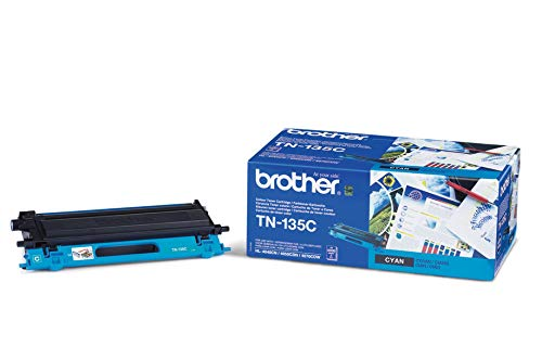 brother Lasertoner TN-135C/TN135C cyan Inh.4.000