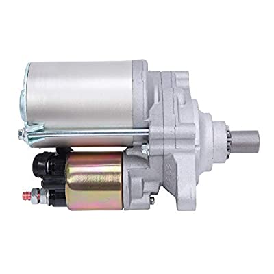 New Starter Compatible with Honda Accord Odyssey Pilot, Acura CL MDX TL, 3.0L 3.2L 3.5L V6 Engine