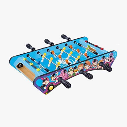 ZXQZ Tischbillard Tischfußballspielzeug, Fussball, Tabletop Miniature Gaming, für Die Dekompression Von Sportarten für Erwachsene Piłkarzyki (Color : Style1)