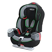 3-in-1 harness booster helps protect your child from toddler to youth Harness booster (22 - 65 lb.), highback booster (30 - 100 lb.), backless booster (40 - 100 lb.) Simply Safe Adjust Harness System adjusts the height of your harness and headrest in...
