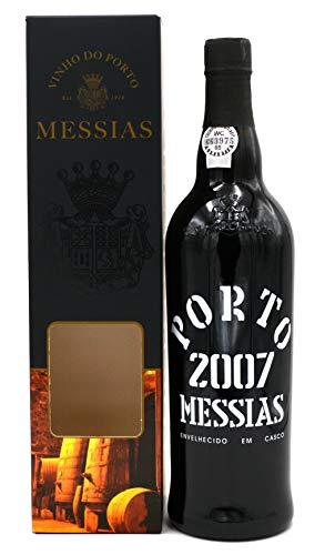 Rarität: Port Messias Colheita 0,75l Jahrgang 2007 mit Geschenkpackung - Portwein