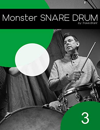 Monster Snare Drum - Volume 3 (English Edition)