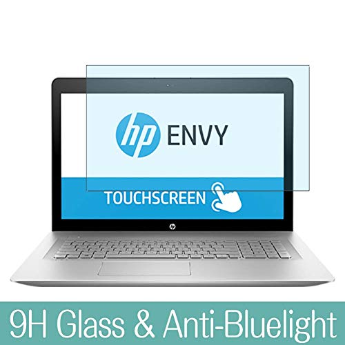 Buy Synvy Anti Blue Light Tempered Glass Screen Protector Compatible with HP Envy m7-u100 / u109dx 1...