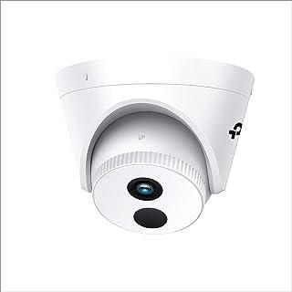 TP-Link VIGI C400HP 3MP Turret Network Camera, H.265+, 4 mm Fixed Lens, Smart Detection, Smart IR, WDR, 3D DNR, Night Visi...