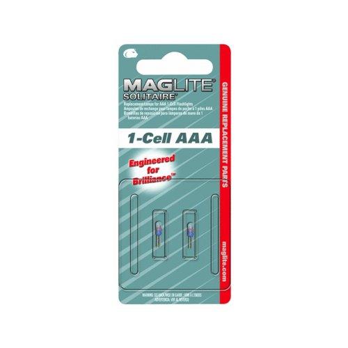Maglite Mini Mag Flashlight Bulb Card