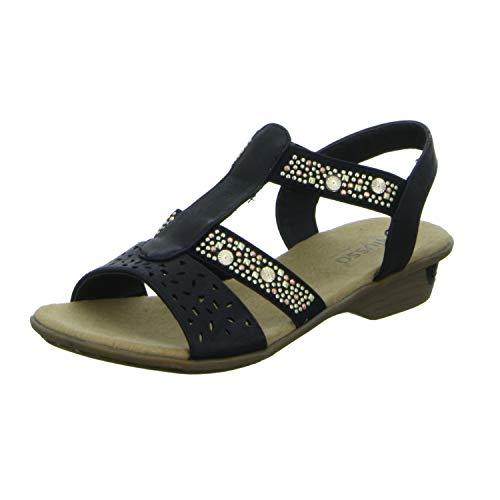 Alyssa A800 Damen Sandalette, Größe 39