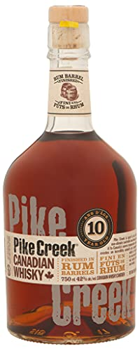 Pike Creek 10 Ans Double Barrel Canadien Whisky 700 ml