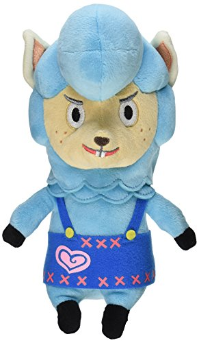 Little Buddy USA Animal Crossing New Leaf Cyrus/Kaizo 8 Plush