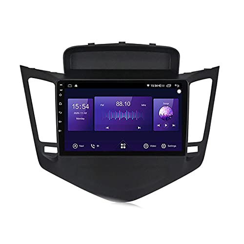 WYZXR GPS Estéreo para automóvil GPS para vehículos Adecuado para Chevrolet Cruze 2009-2014...
