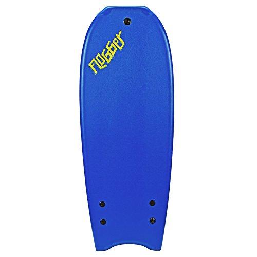 Wave Rebel Flogger Hybrid Surfboard, Blue, 52'