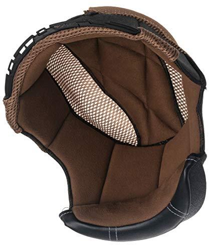 マルシン(MARUSHIN) オプションパーツ ネオレトロ フルフェイス END MILL (エンド ミル) 内装クラウンパッド XLサイズ MNF1 32001150
