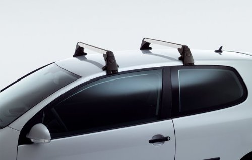 Thule 1K0-071-126 Original Volkswagen Roof Racks for GTI 06-14 and Golf 09-14