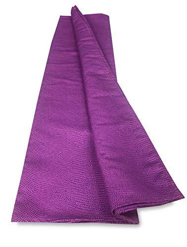 Serviette de plage en microfibre, couleur unie, bicolore, grand format 90 x 170 cm – Rose