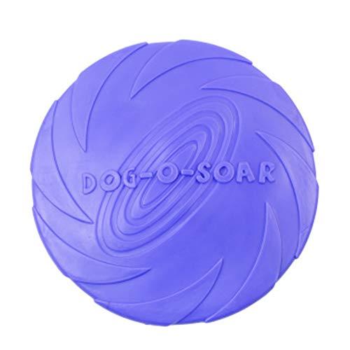 LXYU Chien Frisbee, Moyen Et Grand Chien Grand Chien Jouet EntraîNement Jouet (Ne Convient Pas à La Mastication, TrèS Approprié pour La Formation)