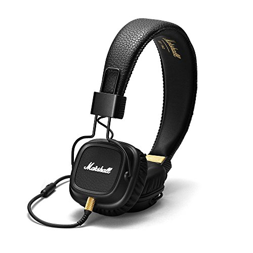 Marshall Major II Casque Audio Filaire - Noir