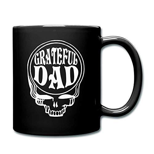 Gift Coffee Mugs Grateful Dad Cup Dead Head Fan Full Color Mug