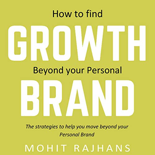 How to Find Growth Beyond Your Personal Brand cover art