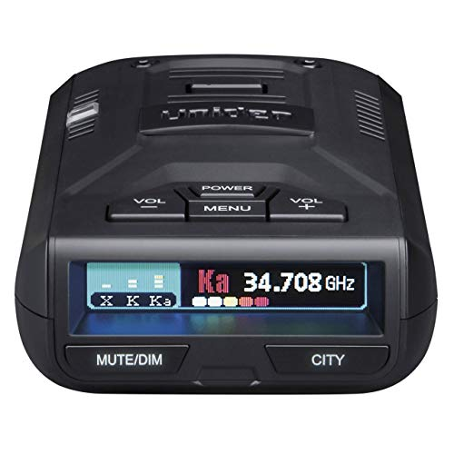 For Sale! Uniden Uniden R1 Extreme Long Range Radar Laser Detector 360 Degree Dsp Voice Alert, 1.1 L...