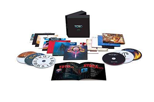 Toto - All In - The Cds