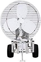 Hydro Breeze Bully Fan - 30 Inch Oscillating Fan - Outdoor Rated Fan- for Dust Control, Outdoor Cooling, Warehouse Cooling - (30