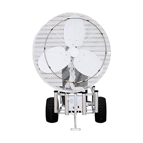 portable misting systems Mistcooling applications - Dust Suppression Misting System - For Construction Sites, Dump Sites, Industrial manufacturing sites - Portable Dust Suppression System (24 Inch Fan - 1500 PSI Misting Pump)