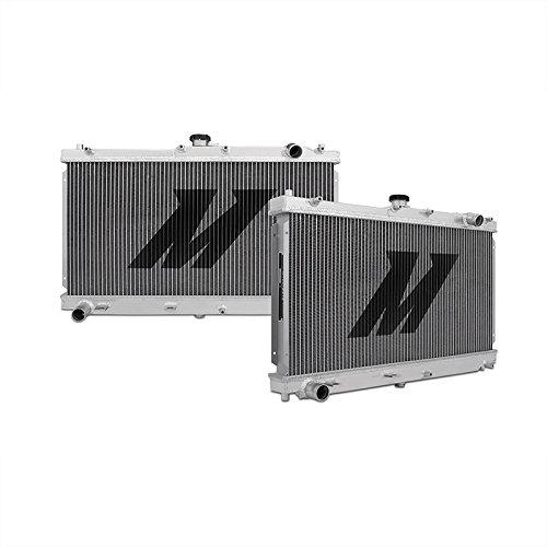 Mimoto MMRAD-MIA-99 Performance Kühler, für Miata, Aluminum