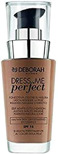 Dress Me Perfect Liquid Foundation Spf 15 05 Amber