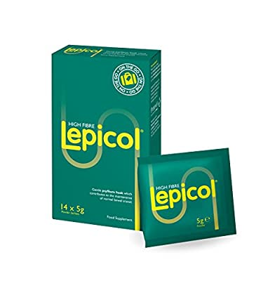Lepicol High Fibre Psyllium Husk Sachets, 70 g