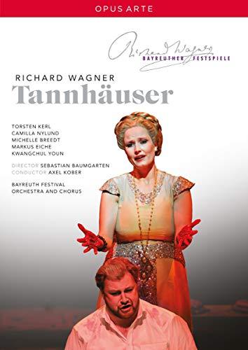 Wagner: Tannhäuser (Bayreuth 2014) [DVD]